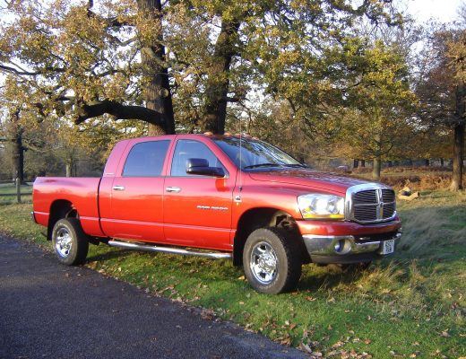nieuwe Dodge Ram